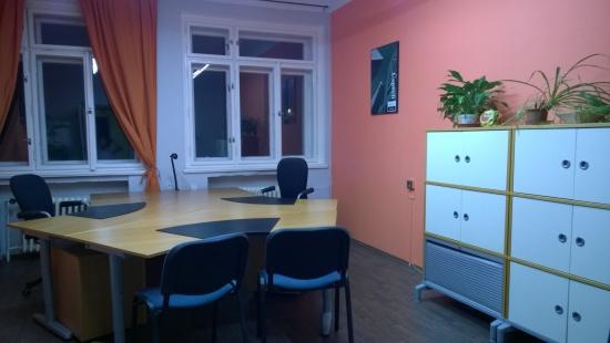 Areál Harfa v Praze – krátkodobý pronájem kanceláře, zřízení sídla firma i správa nemovitostí