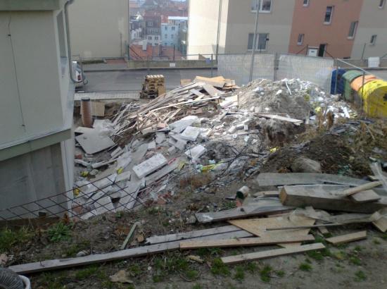 Demoli�n� a bourac� pr�ce Praha