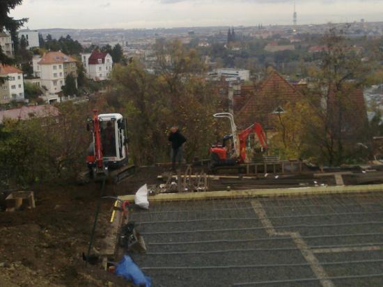Demolice, Robert Sál - SPV, Praha 9