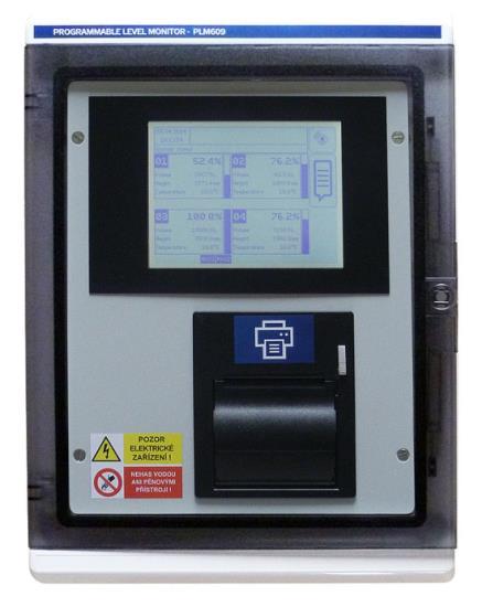 Systémy měření stavu pohonných hmot pro skladovací nádrže čerpacích stanic PHM