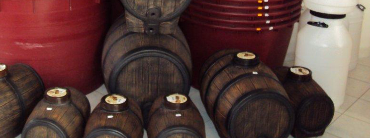 Deskový filtr na víno, křemelinový filtr, vinařské lisy i další vinařské potřeby na jednom místě