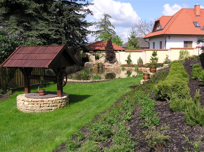 automatické závlahy pro zahrady