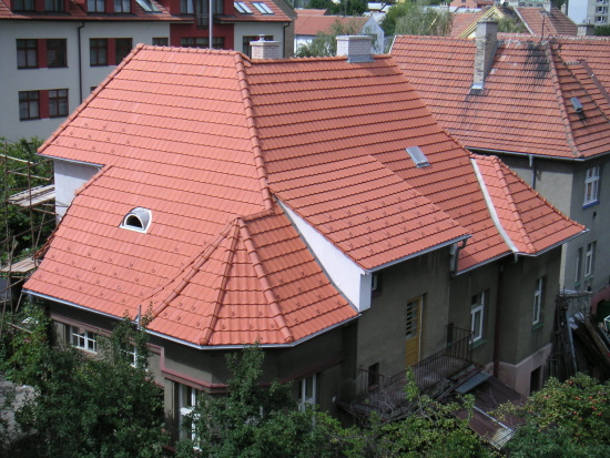 Kvalitní střecha je základem každého domu