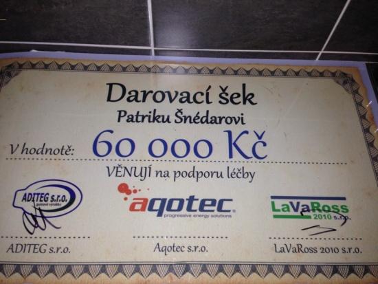 Pomoc potřebným, LaVaRoss2010 s.r.o. - inženýrská činnost