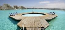 vířivky, bazény
