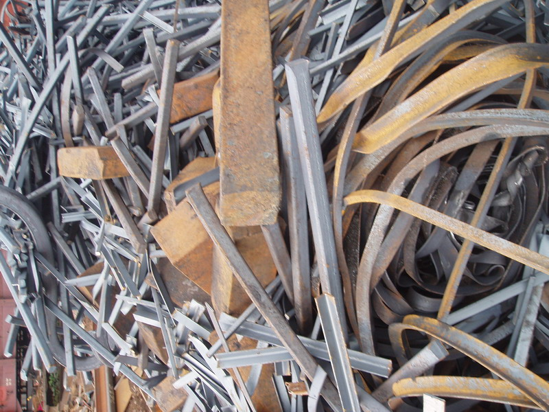 prodej a výkup kovového odpadu