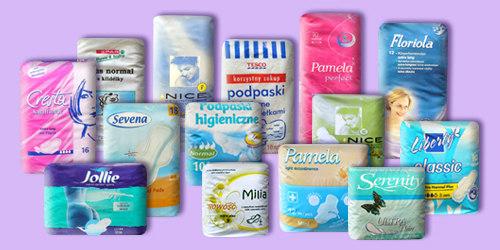 Vlo�ky a tampony: Prodej hygienick�ch pot�eb i pro va�i priv�tn� zna�ku