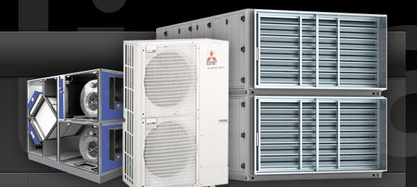 Prvotřídní vzduchotechnika, klimatizace a chlazení od firmy Elklima