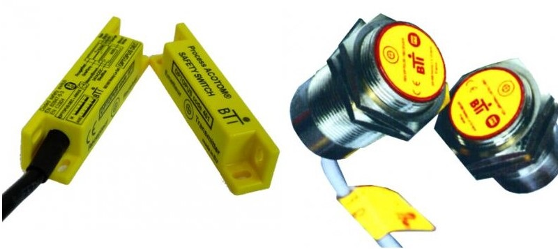 Teprostroj s.r.o. - bezpečnostní komponenty