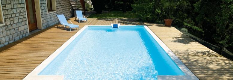 Bazény Desjoyaux – doživotní záruka na bazénové konstrukce