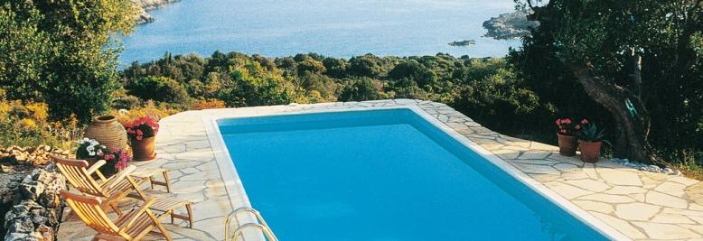 luxusní bazény