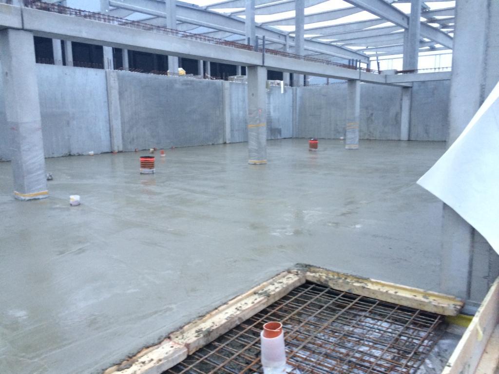 železobetonové a betonové konstrukce
