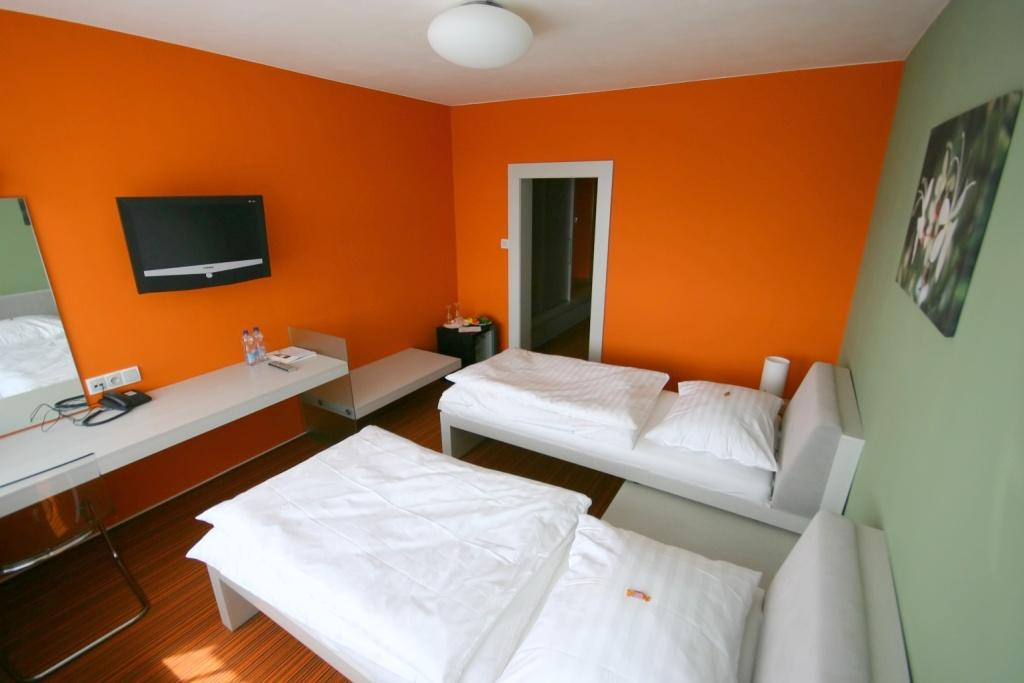 Hotel Koruna Opava - ubytování pro rodiny i jednotlivce