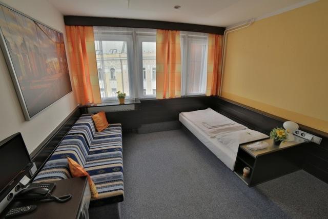 Hotel Koruna Opava - ubytování v centru města