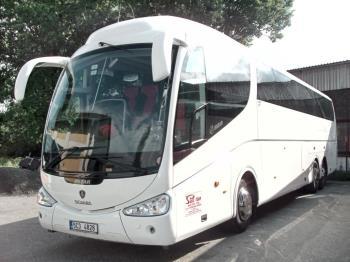 Autobusov� doprava, kter� nezn� hranic