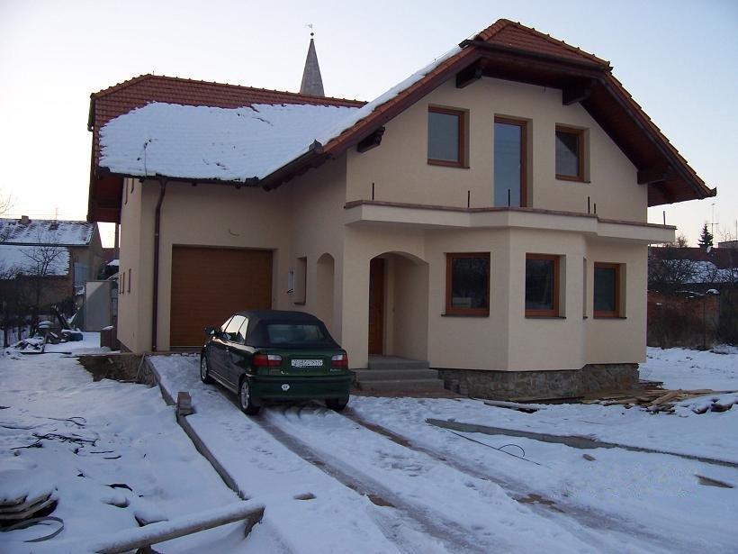 Zednické a stavební práce, novostavba:  Zednictví, Jiří Pokorný