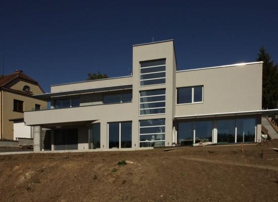 Výstavba rodinných domů, ATLANTA, a.s.