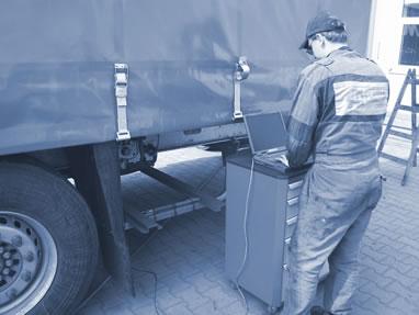 CN SERVIS - diagnostika vozů, ABS, EBS, servis nákladních automobilů