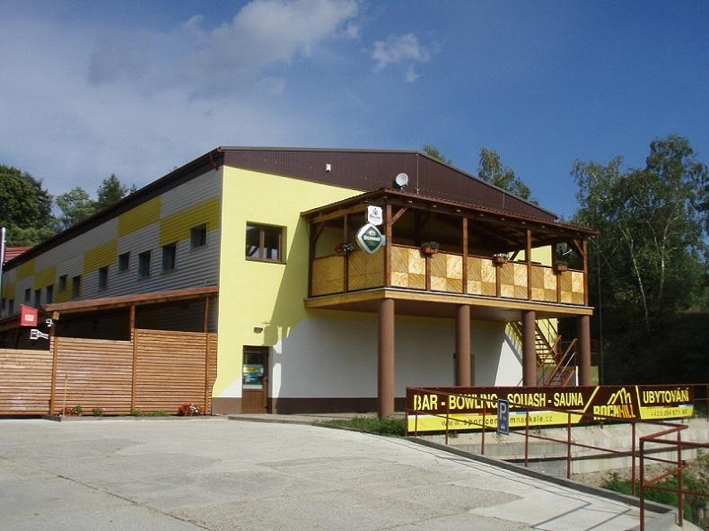 Sport, oslavy i ubytování. To je Sportcentrum Rockhill Dačice