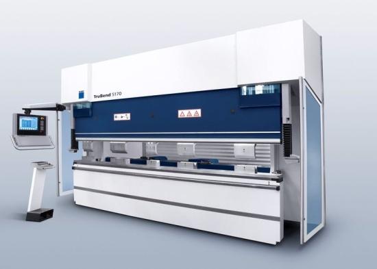 CNC ohraňovací lis Trumpf Trubend 5170