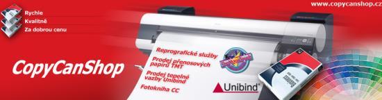 Reprografické služby včetně velkoplošného digitálního tisku v Praze a Plzni