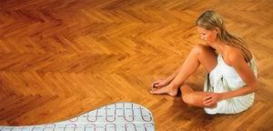 Podlahové topení zajistí příjemné teplo i úsporu peněz