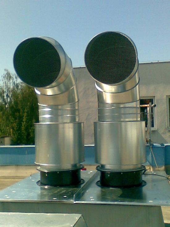 Klimatizace, tepelná čerpadla a další vzduchotechnika Opava