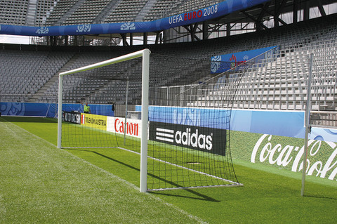Bezpe�n� fotbalov� branky pro ve�ker� sportovi�t�