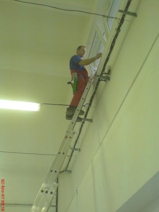 Průmyslové čištění, AVIAR cleaning company, s.r.o.