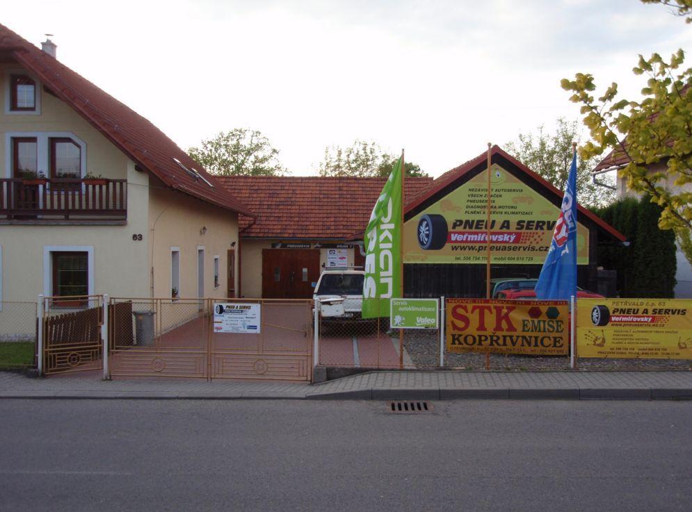 Kvalitní autoservis vozů všech značek najdete v Petřvaldu