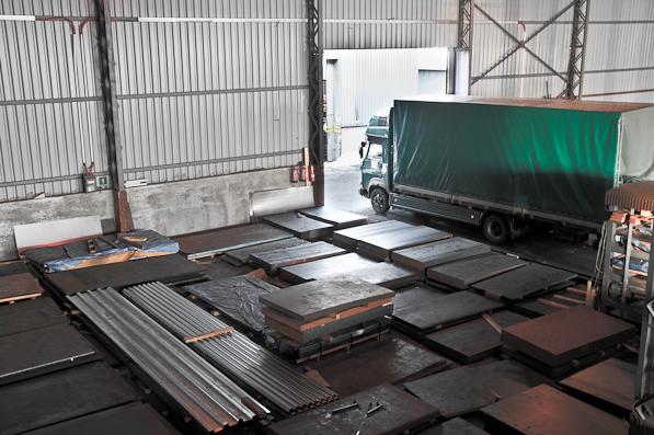 GAVENDA - hutní materiál, spojovací materiál, železářství