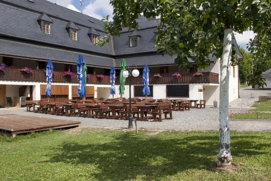Ubytování, restaurace Olomouc, Svatý Kopeček