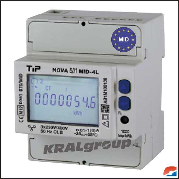 Elektroměry pro různá použití i měřící transformátory proudu nakoupíte z pohodlí domova
