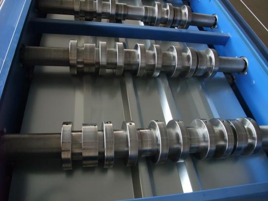 Výroba trapézových plechů - Trapézy Soukup
