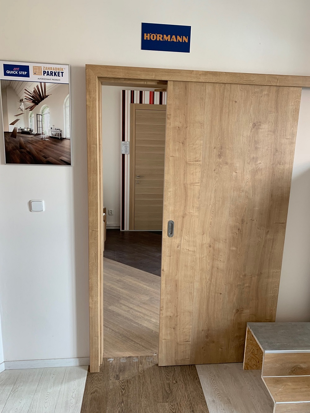 Dveře Hormann Praha 6