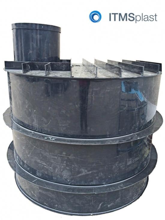 samonosné nádrže na dešťovou vodu