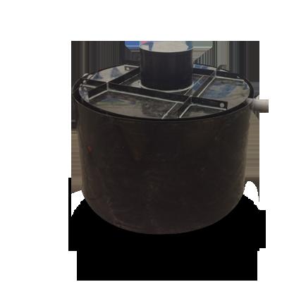 Účinné předčištění odpadních vod pomocí plastového septiku