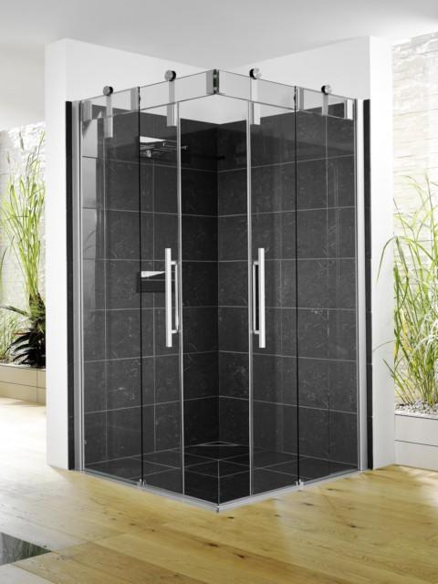 Sprchov� kouty, kter� budou slu�et ka�d� koupeln�