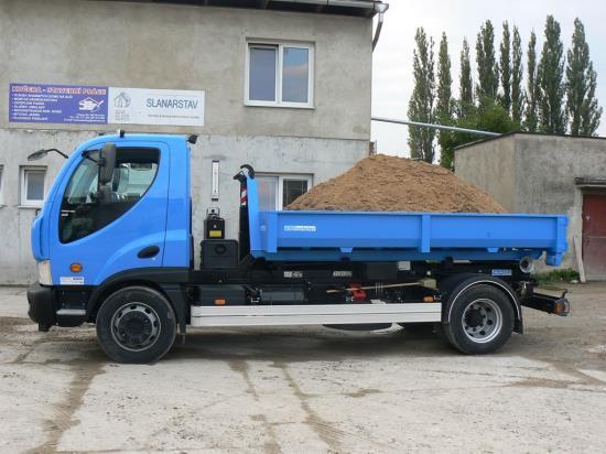 SLANA�STAV - prodej betonu pro firmy i soukrom� osoby
