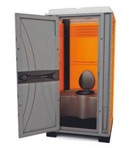 Mobilní toalety firmy WC Servis pro lepší hygienické podmínky