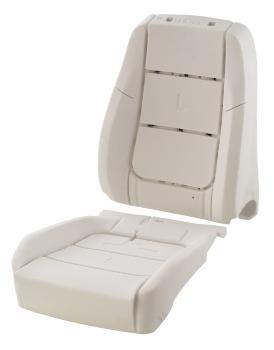 Fehrer Bohemia - pěnové díly sedadel aut, loketní opěrky i vše ostatní pro interiér vozu