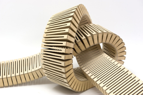Flexibilní designové desky s mnoha možnostmi využití