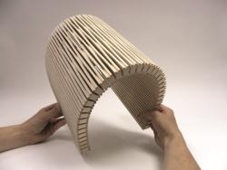 Flexibilní dřevo