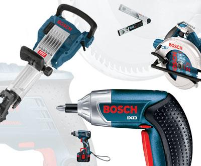 Kam pro kvalitní nářadí a domácí spotřebiče Bosch, Dremel či Skil?