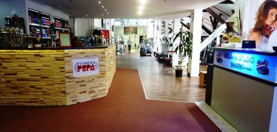 Ve Fitness Pepa v�m zm�n�me �ivot k lep��mu. Cvi�it s �sm�vem je mo�n�!