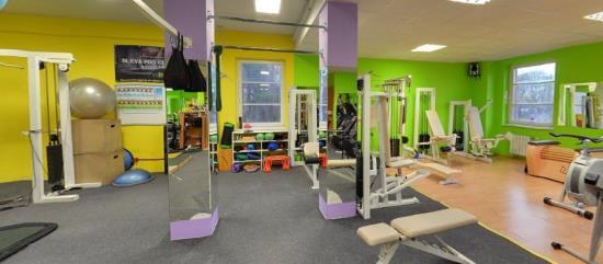 Fitness centrum, kde pod dohledem osobn�ho tren�ra dos�hnete v�sledk�