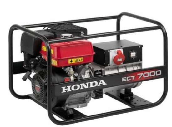 Elektrocentrála Honda