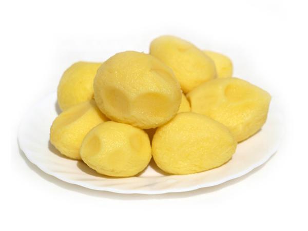 �i�t�n� zelenina i loupan� brambory jsou v�born� pro v�t�� provozy