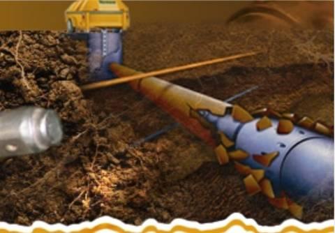 Zemní protlaky - metoda, která ve městech nezpůsobuje komplikace a je šetrná k přírodě