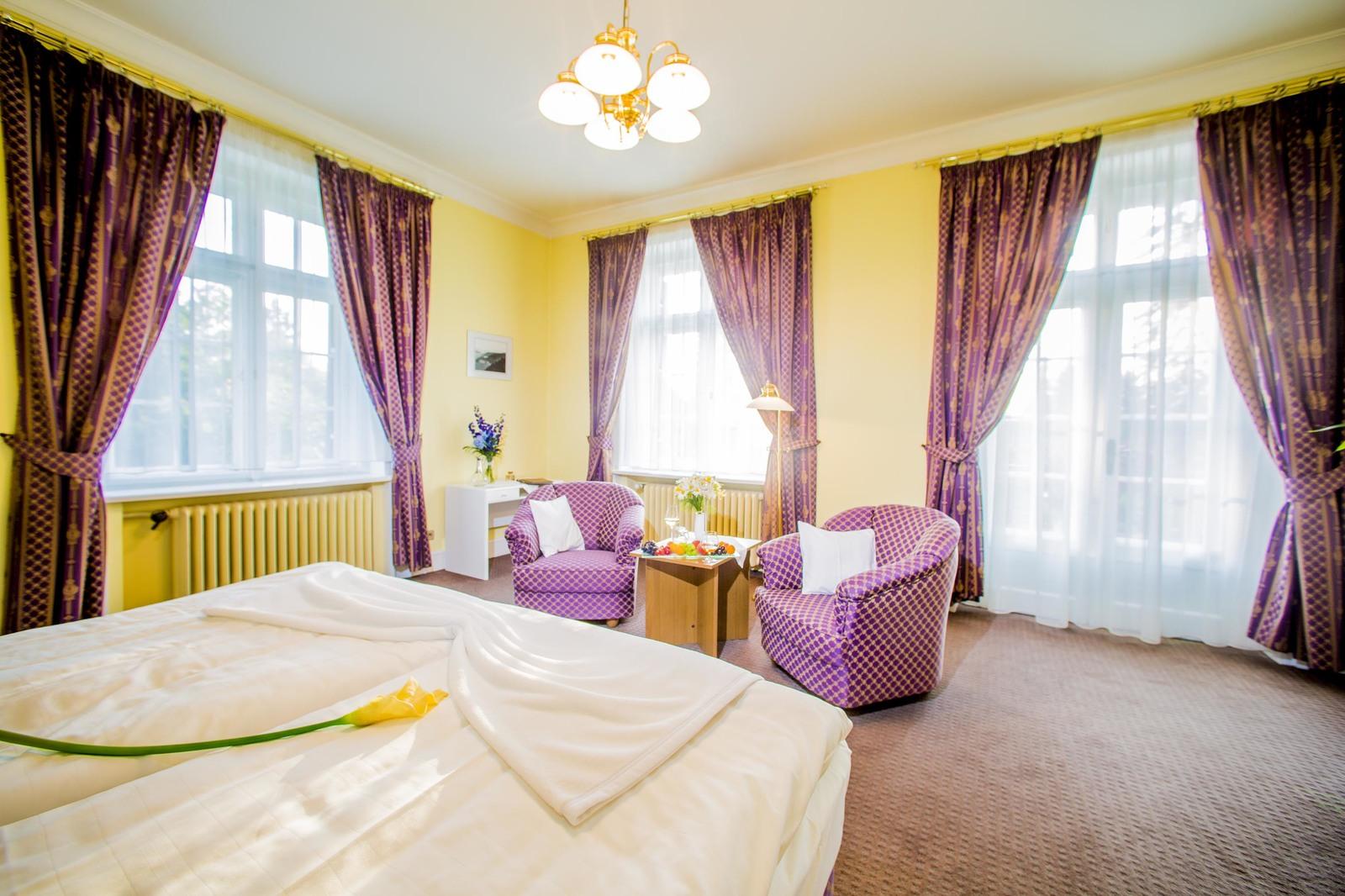 luxusní ubytování, Broumov